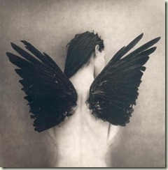 roberto kusterle woman with wings
